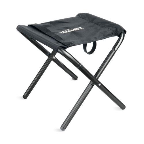 TATONKA Campinghocker Klappstuhl Faltbarer Hocker Anglersitz Foldable Chair 2297