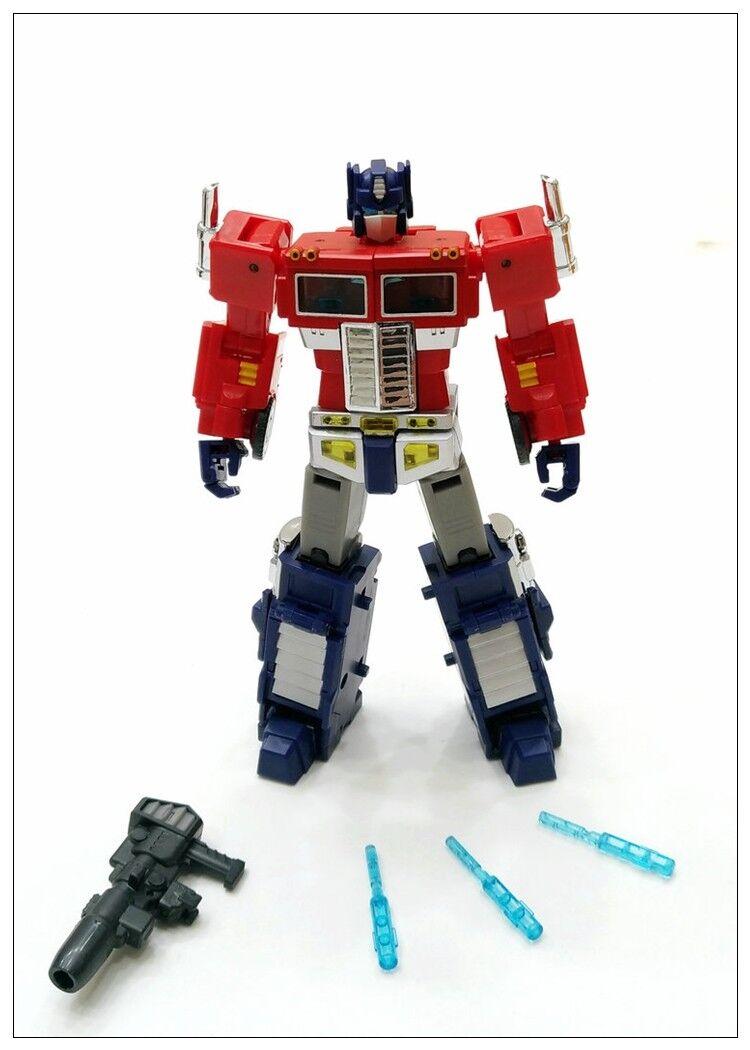 Transformers giocattolo X2giocattoli XT011 GIGA RAIDEN IDW Optimus Prime azione cifra nuovo