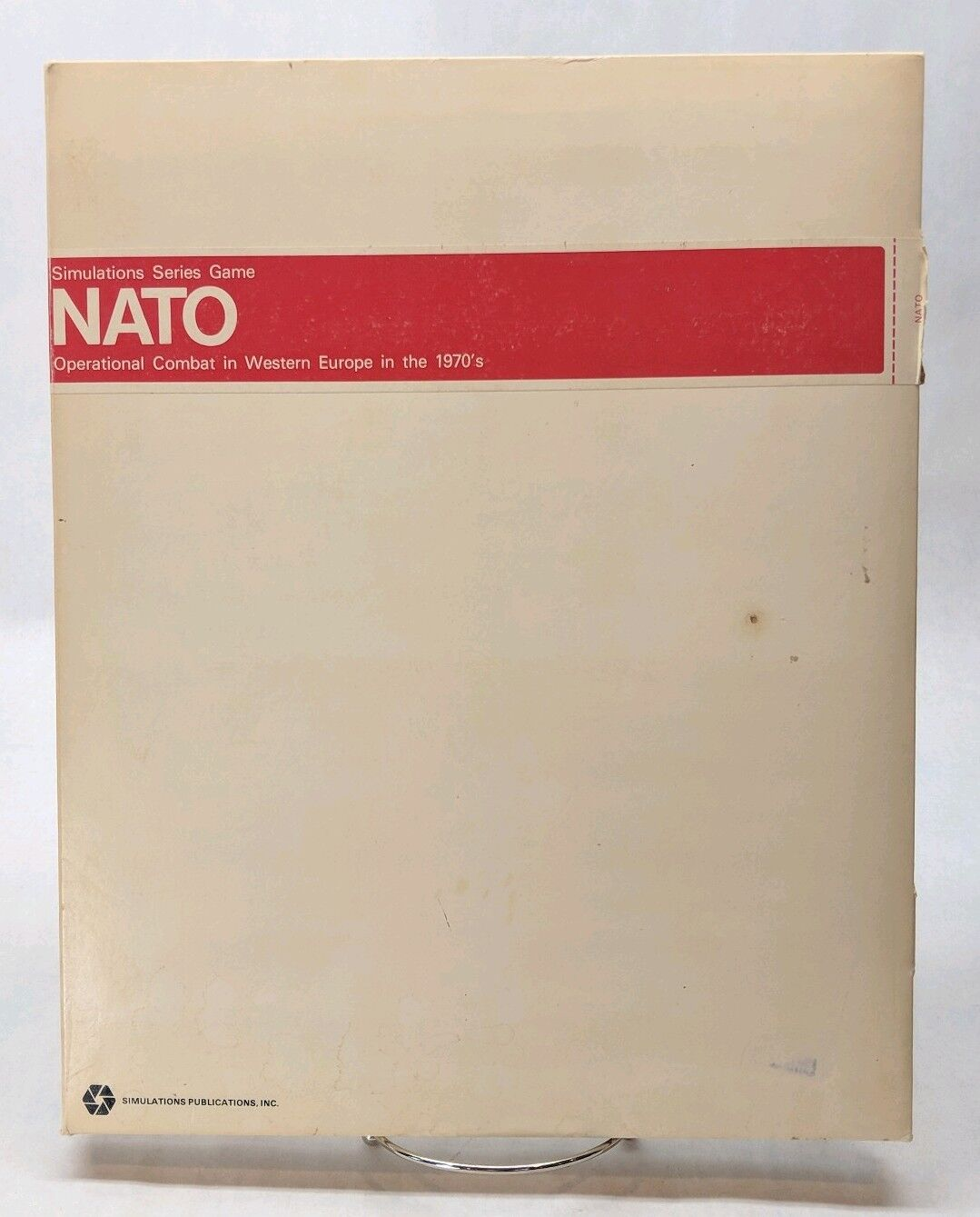 RARE SPI Wargame NATO Operational Combat in Western Europe in the 1970's
