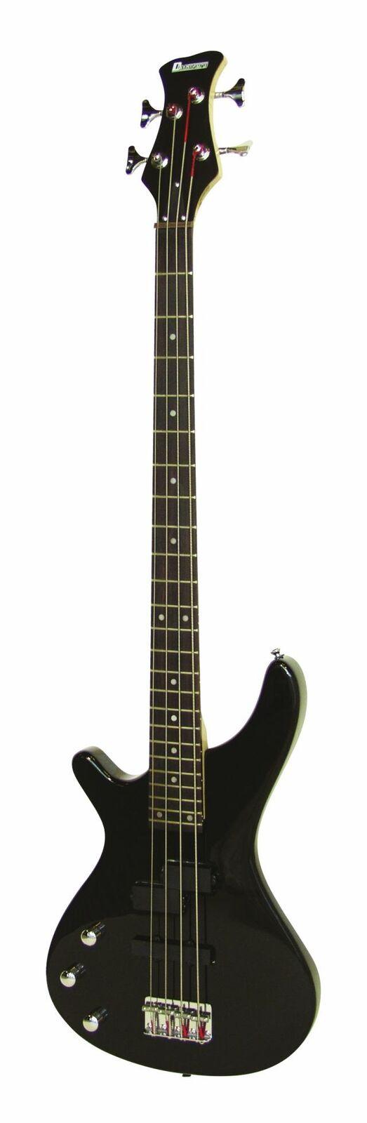 DIMAVERY sb-321 E-Bass LH, nero