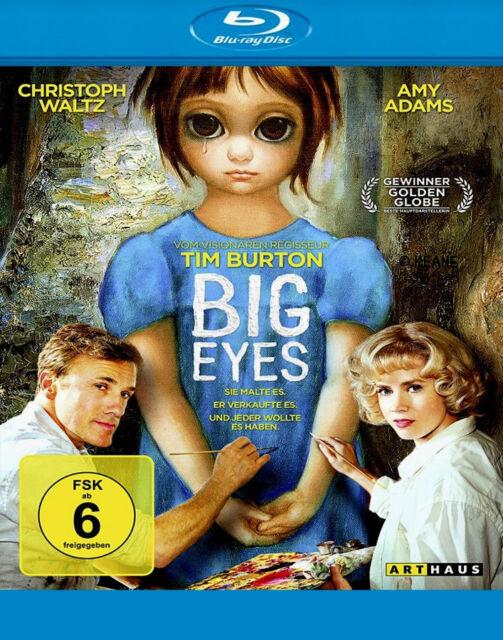 Big Eyes (Amy Adams - Christoph Waltz)                           | Blu-ray | 399