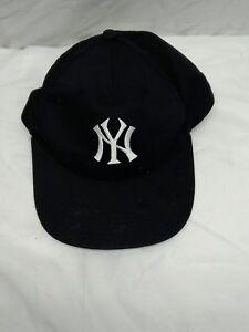 ae61ce46 Vintage NY New York Yankees Baseball Hat Cap Made In China | eBay