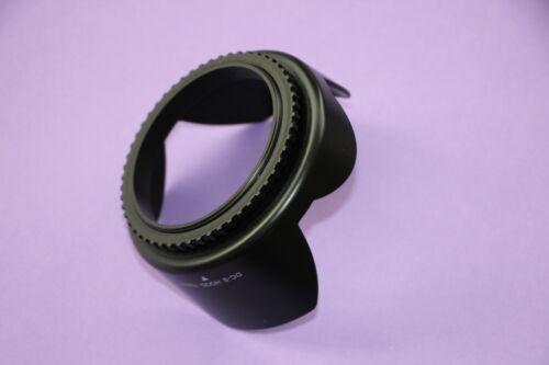 72mm Flower Screw Mount Lens Hood For Nikon Nikkor Z 24-70mm F4 S Lens