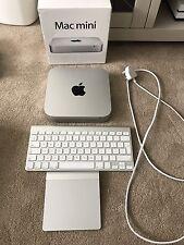 Mac Mini 2014 (late 2012) 2.5ghz I5, 8gb Ram 500gb Hdd Inc Keyboard + Touch Pad