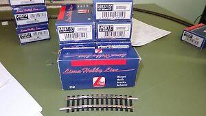 Alerte Lima L403715 Paquet 12 Rails Courbe, R1 385mm, 15° Nickel Argent