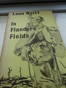 LEON-WOLFF-IN-FLANDERS-FIELDS-1960-HARDBACK-CW-UNCLIPPED-DUSTWRAPPER
