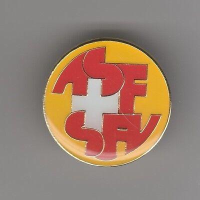 Orig.pin / Badge Schweiz / Switzerland Fussball Verband !! Selten