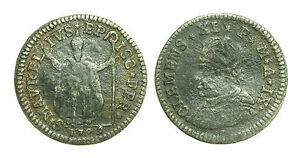 pcc1328-3-St-Pontifical-Ferrara-Clemente-XI-Wall-4-baiocchi-1709-TO-IX