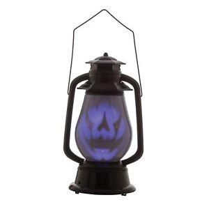 Lanterne Avec Light & Sound, Décoration Halloween/accessoire, Déguisements-p, Fancy Dress Fr-fr Afficher Le Titre D'origine