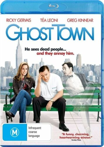 1 of 1 - Ghost Town (Blu-ray, 2009)