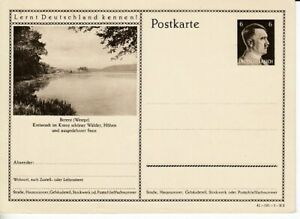 German-Reich-Stationery-P-304-Berent-East-Prussia