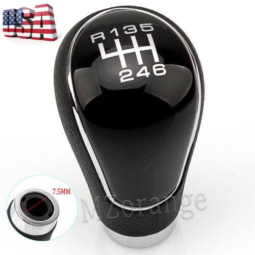 6 Speed Manual Transmission Gear Shift Knob For Mazda 2 3 5 6 Mazda 3 Axela Cx-5
