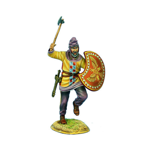 AG043 Persian Immortal with Axe by First Legion