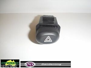 Holden commodore vt vx hazard light switch ebay image is loading holden commodore vt vx hazard light switch sciox Images