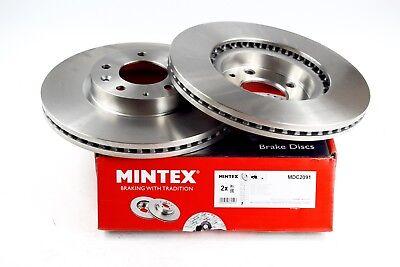 MDC2091 MINTEX Brake Disc front PAIR