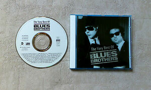 CD-AUDIO-DISQUE-THE-BLUES-BROTHERS-034-THE-VERY-BEST-OF-THE-BLUES-BROTHERS-034-CD-COM