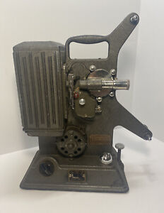 Keystone R-8 8mm Vintage Antique Film Projector For Parts Only Or Display Item