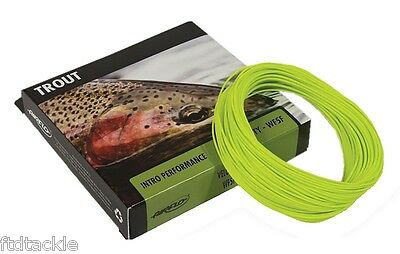 AIRFLO VELOCITY WEIGHT FORWARD FLY LINES CHOOSE SIZE or TYPE TROUT FISHING