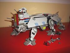 LEGO 4482 AT TE STAR WARS WITH INSTRUCTION BOOK 99.9% COMPLETE 2003