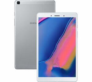 """SAMSUNG Galaxy Tab A 8"""" Tablet (2019) - 32 GB Silver - Currys"""