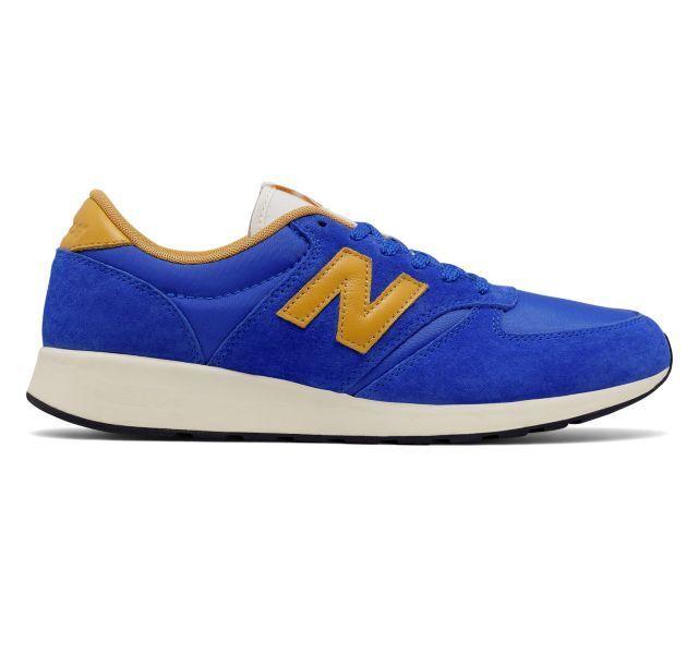 New   Uomo New Balance 420 Blau Re-EngineeROT Sneakers Schuhes - Blau 420 847f22
