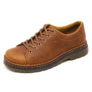 without D3656 Scarpa Martens Shoe Uomo Marrone Box Vintage Man Dr qCCwcdU1Er