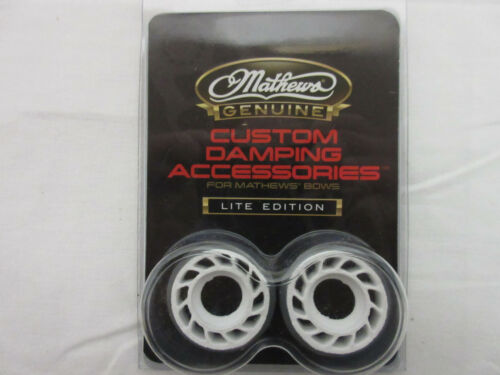 Mathews Custom Dampening Color Accessory Kit Replacement Rubber