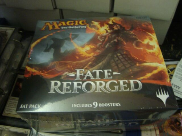 Fate Reforged FAT PACK Mtg New Free Shipping Canada