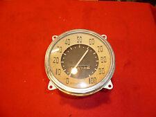 1937 Packard 115 speedometer