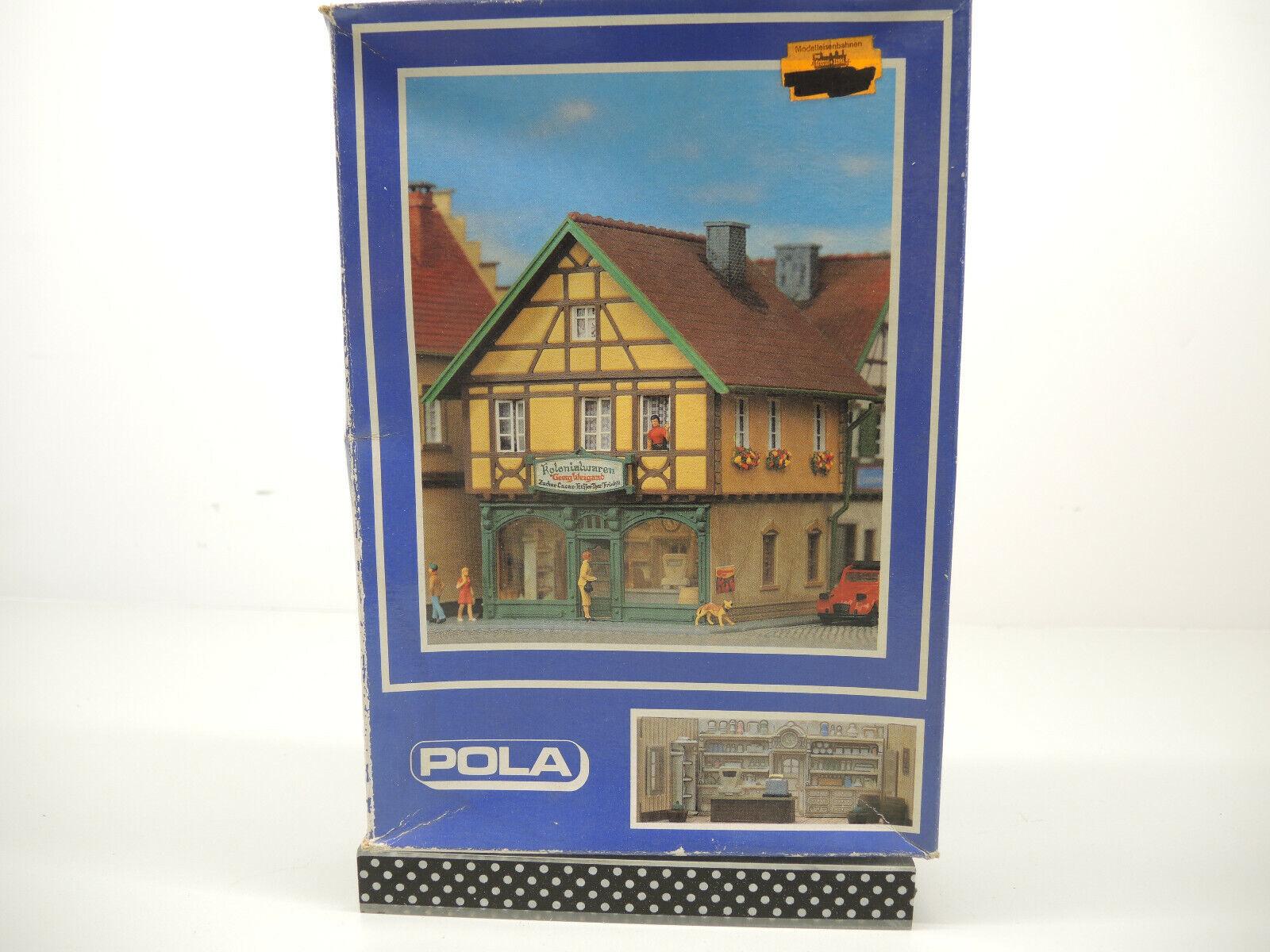 Pola 151 Meister-Modell,  HO. HO. HO. Kolonialwaren, geprüft, OVP mit Lagerspuren (B)  | Bevorzugtes Material  6fa283