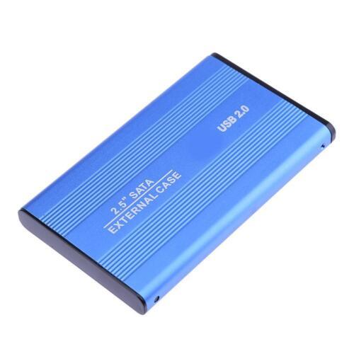 "ORICO USB 3.0 External 2.5/"" SATA SSD HDD Hard Drive Tool-free Enclosure Case US"