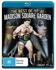 WWE - The Best Of Madison Square Garden (Blu-ray, 2013, 2-Disc Set)