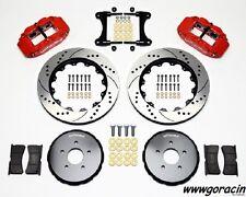 """Wilwood Superlite 6R Front Big Brake Kit Fits 2003-2009 Nissan 350Z, 13"""" Rotors"""