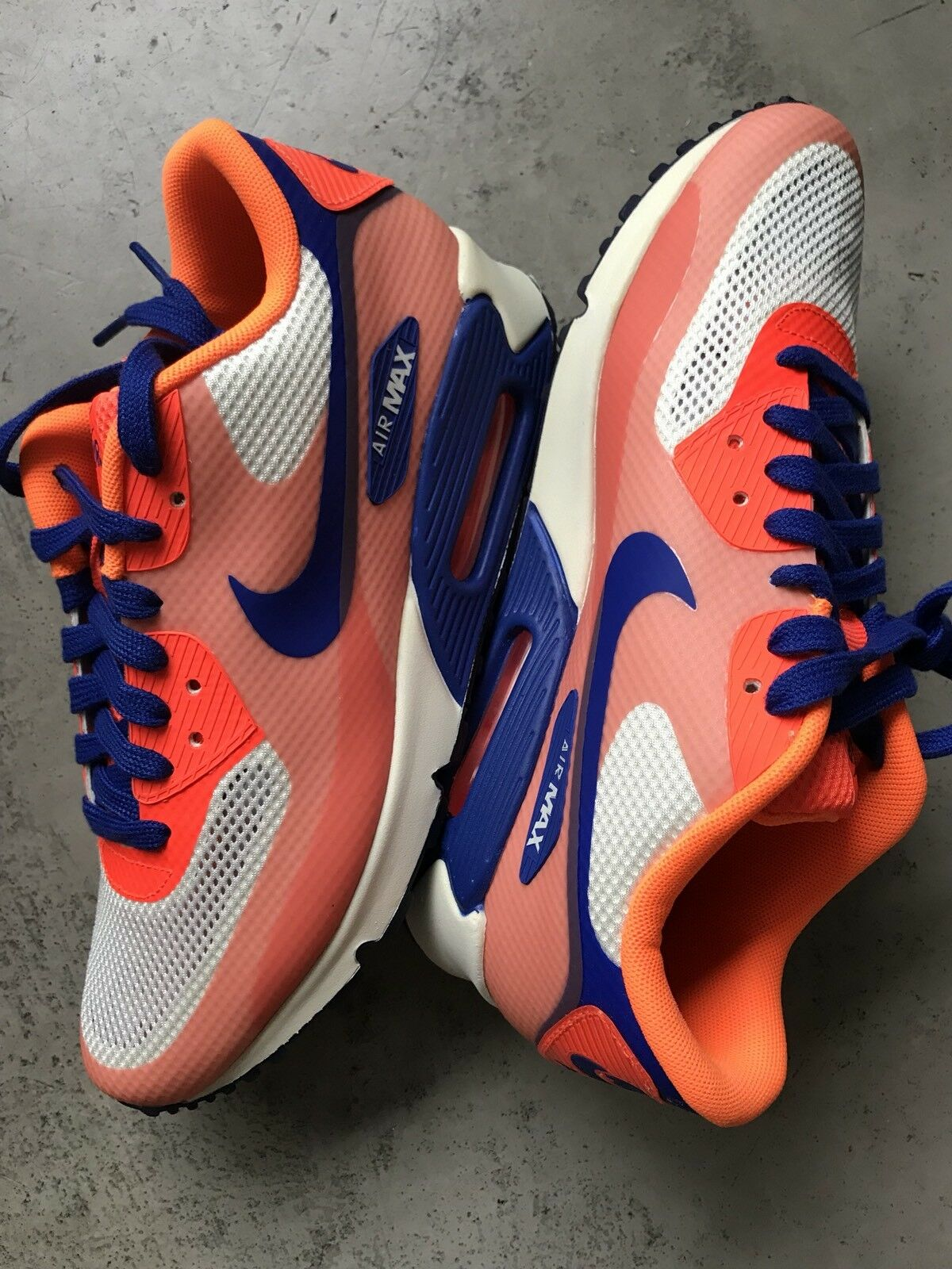 Nike AIR MAX 90 HYP PREM WMN sz 8.5 Bright patta Citrus 454460 100 atmos patta Bright animal f79a6d
