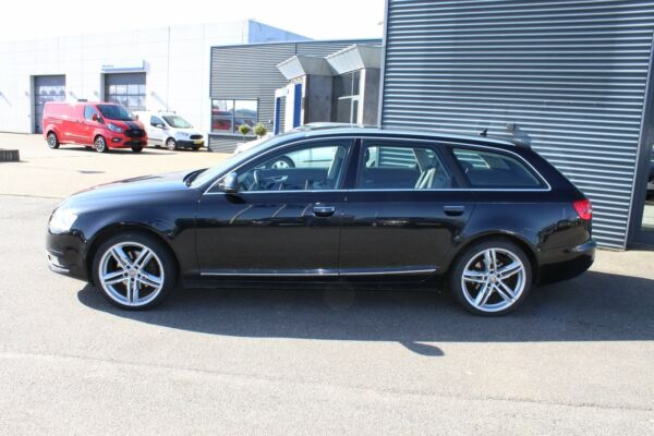 Audi A6 2,0 TDi 170 Avant Multitr. - billede 3