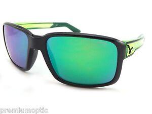 85acc3430b Cebe Pequeñas y Medianas Fit Dude Gafas de Sol Negro Amarillo/Verde ...