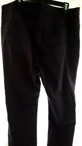 George-Plus-Women-039-s-Jeans-Pant-Color-Dark-Purple-Size-18W