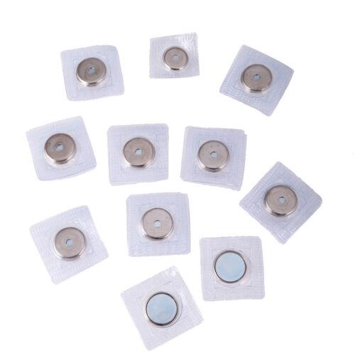 10Pairs 19mm unsichtbare nähende magnetische Verschluss Verschluss