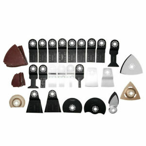 68PCS Lames de Scie Oscillante Multifonction outil Pour Bosch Fein  Makita
