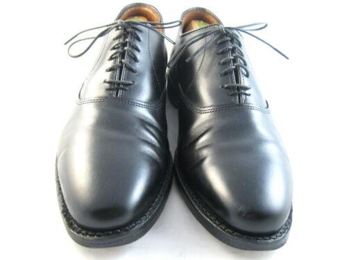 """Allen Edmonds """"CARLYLE"""" Oxfords 9 D Black  (212)"""