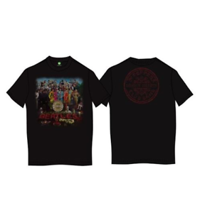 Beatles T-shirt Sgt. Pepper Size S Official Merchandise Belle Et Charmante