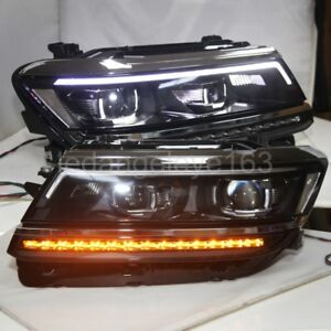 tiguan led headlights 2018