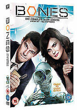 BONES Complete Series 6 DVD Box Set All Episode sixth 6th Season Original UK R2