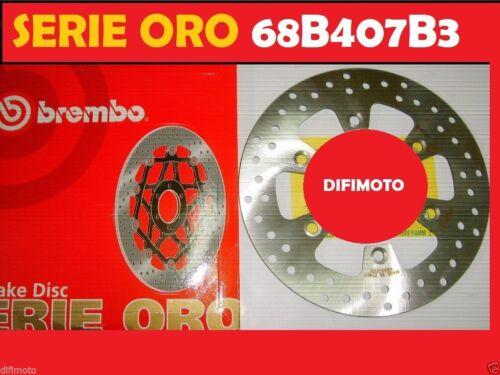 BREMBO SERIE ORO 68B407B3 DISCO FRENO ANTERIORE SUZUKI BURGMAN 400 ANNO 1999