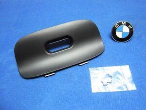 ORIGINALE-BMW-x5-e53-PARAURTI-becco-NUOVO-gancio-di-traino-Mascherina-3-0d-3-0i-4-4i