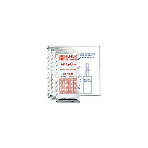 HI-70031P Hanna Instruments Calibration Sachet EC 1413Us
