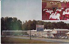 "Atlanta GA ""Yogi's Restaurant/Lounge, Roadway Inn"" Postcard Georgia FREE US SHIP"