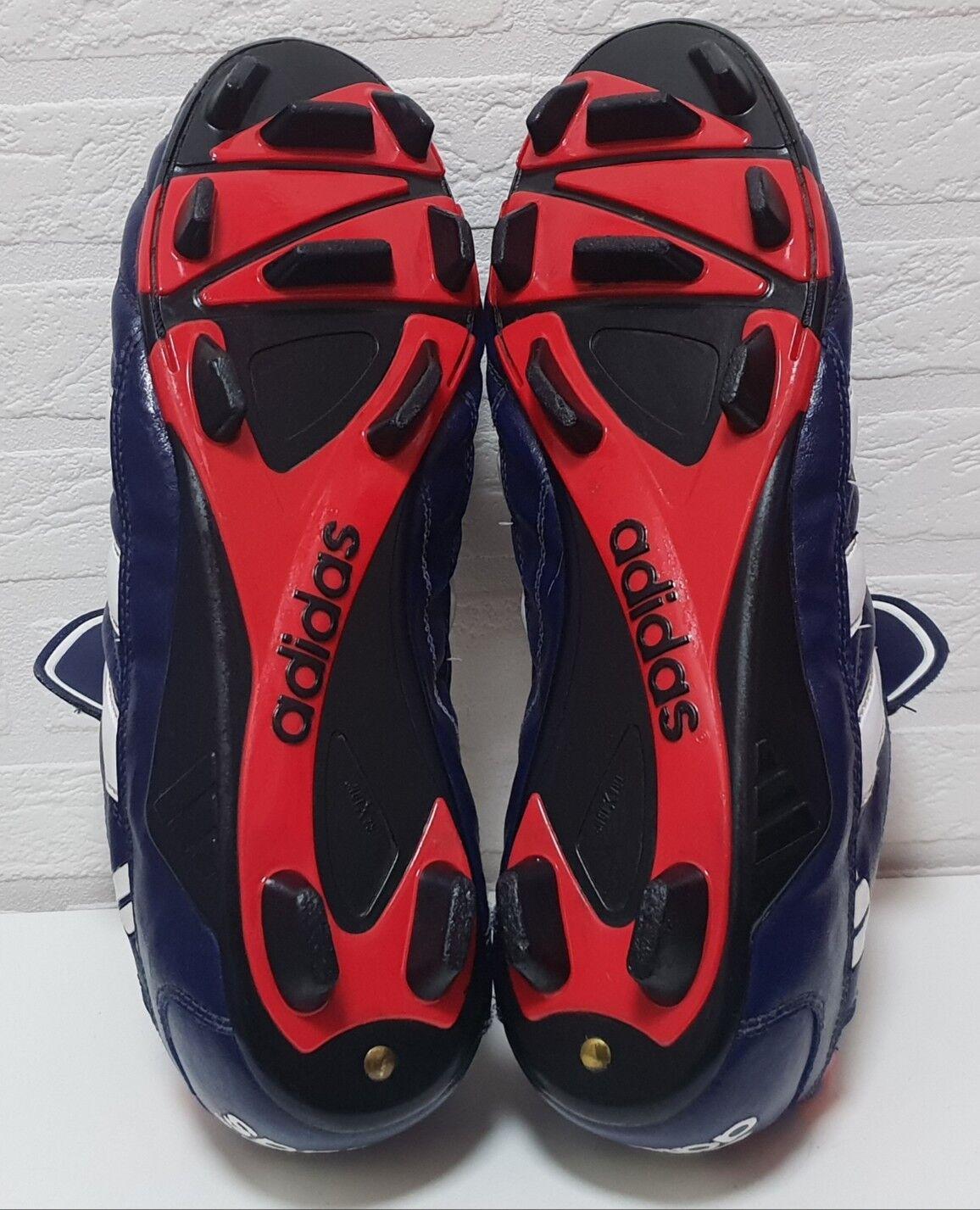 Adidas Adidas Adidas Protator Mania japan Blau Questra 47 1 3  47 5 ; US 12 5 UK 12 WM´02 6bcdbd