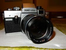 fotocamera PORST CX con ob. Stein optik 135:2,8