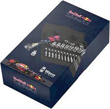 Red Bull Racing Wera 227701  1/4″ drive Zyklop Speed Metric Socket & Bit Set